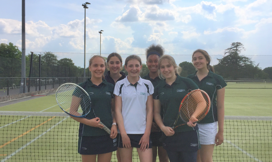 St Mary's Shaftesbury-U14s Serve up Another Win