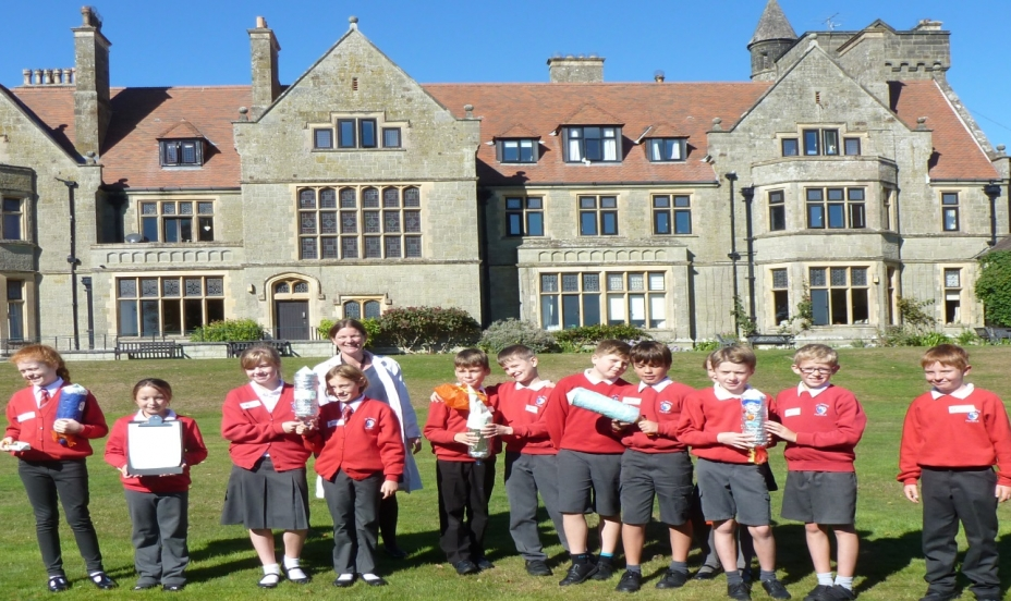 St Mary's Shaftesbury-WHOOSH!  BANG! Rocket Science Day with St Mary's Marnhull