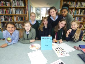 St Mary's Shaftesbury-Inter-House Book Quiz 1