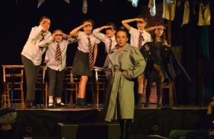 St Mary's Shaftesbury-'Where is Love?' Hewarth Musical