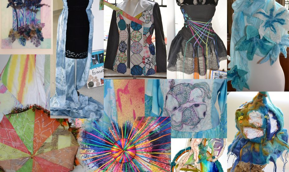 St Mary's Shaftesbury-Textile Design Offered at A Level