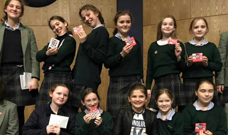 St Mary's Shaftesbury-St Mary's Girls Come First in Classics Competition at Godolphin 1