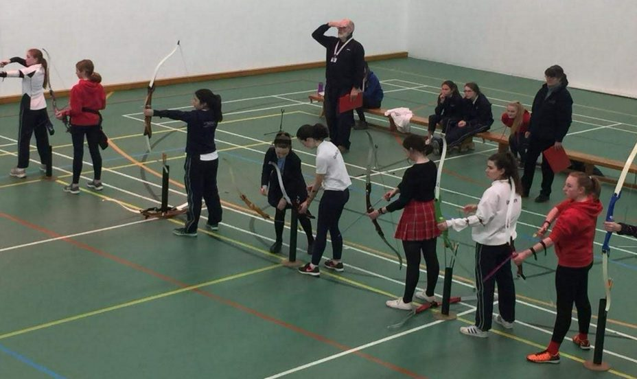St Mary's Shaftesbury-St Mary's Hosts First Archery Competition