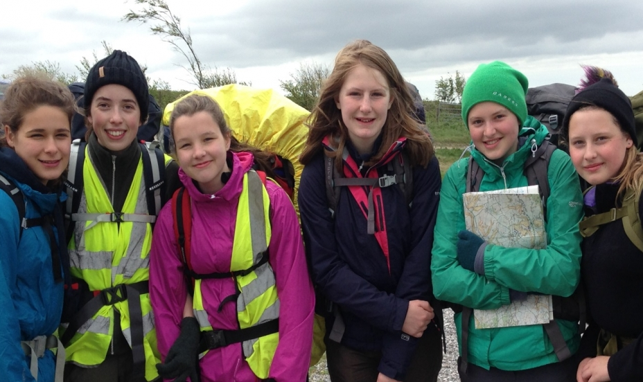 St Mary's Shaftesbury-Bronze and Silver DofE Expeditions