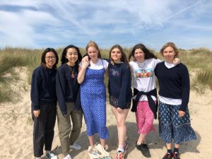 St Mary's Shaftesbury-Geography Field Trip to the Dorset Coast 3