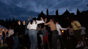 St Mary's Shaftesbury-Party on the Lawn 3