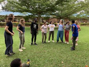 St Mary's Shaftesbury-Pupils visit Rwanda to work with charity supporting genocide survivors 1