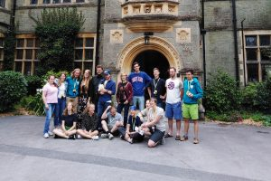 St Mary's Shaftesbury-St Mary's Welcomed Belgian Language School for the Summer Holidays 2