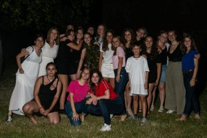 St Mary's Shaftesbury-St Mary's Welcomed Belgian Language School for the Summer Holidays