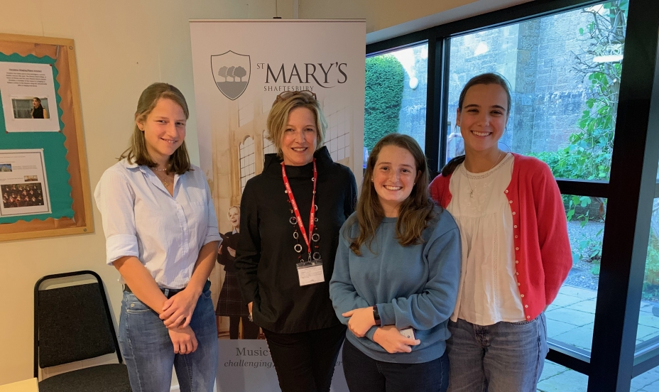 St Mary's Shaftesbury-Teen Tips for Sixth Formers and Parents 1