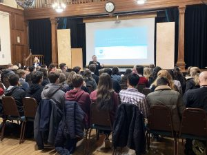 St Mary's Shaftesbury-Sixth Form Pupils Take Part in Oxbridge Practice Interview Evening