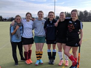 St Mary's Shaftesbury-St Mary's Alumnae Match Report 1