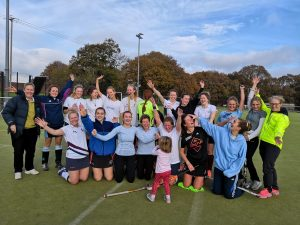 St Mary's Shaftesbury-St Mary's Alumnae Match Report 4