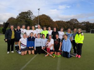 St Mary's Shaftesbury-St Mary's Alumnae Match Report 5