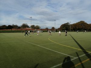 St Mary's Shaftesbury-St Mary's Alumnae Match Report 6