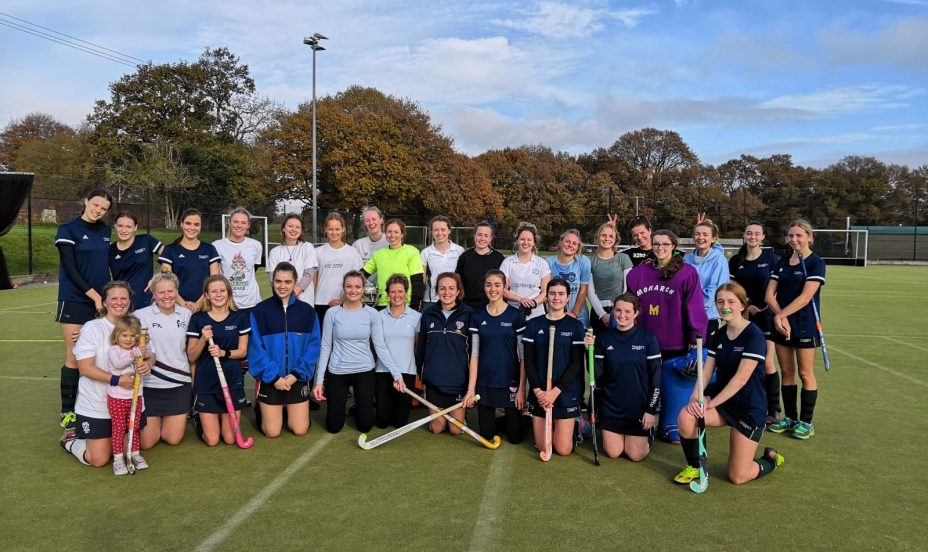 St Mary's Shaftesbury-St Mary's Alumnae Match Report