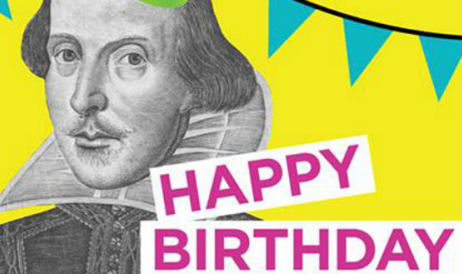 St Mary's Shaftesbury-Shakespeare's Birthday